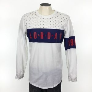 Nike Air Jordan 1992 Jumpman Long Sleeve T Shirt